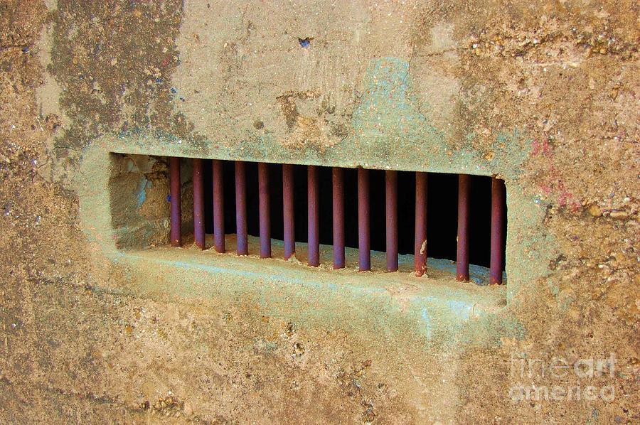 Jail Photograph - Window to the World by Debbi Granruth
