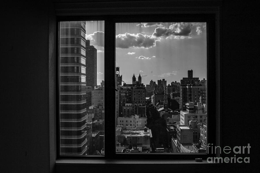 Window Photograph - Window View by Taylor McLaurin