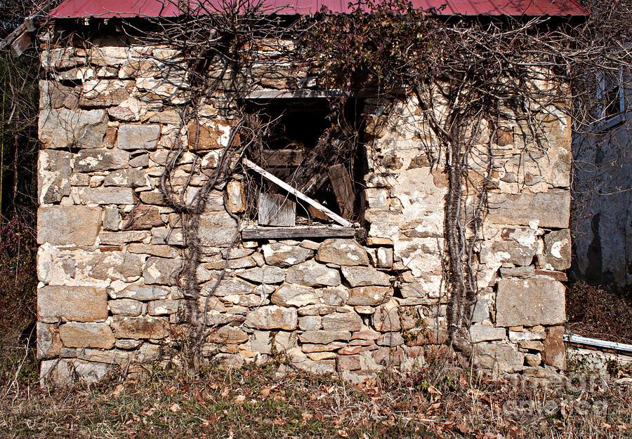 Hopewell Photograph - Window Wall by Robert Sander