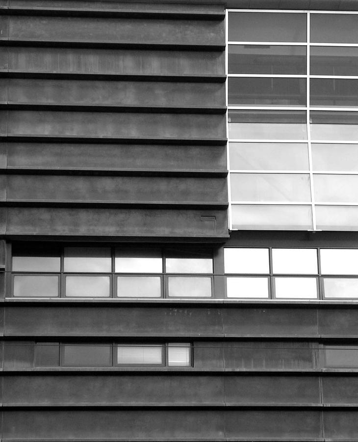 Buildings Photograph - Windows 01 by Sephora Silva