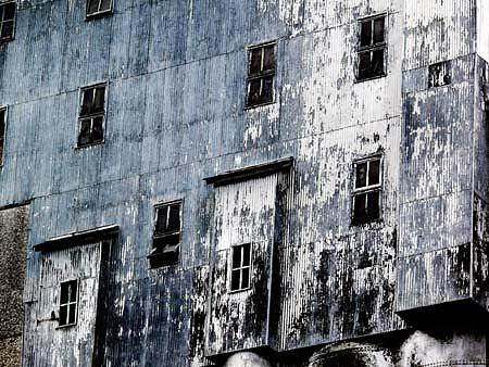 Industrial Photograph - Windows by Alastair  MacKay
