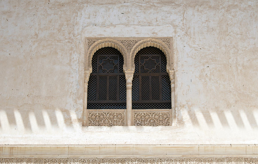 Windows, Alhambra by David Kleinsasser