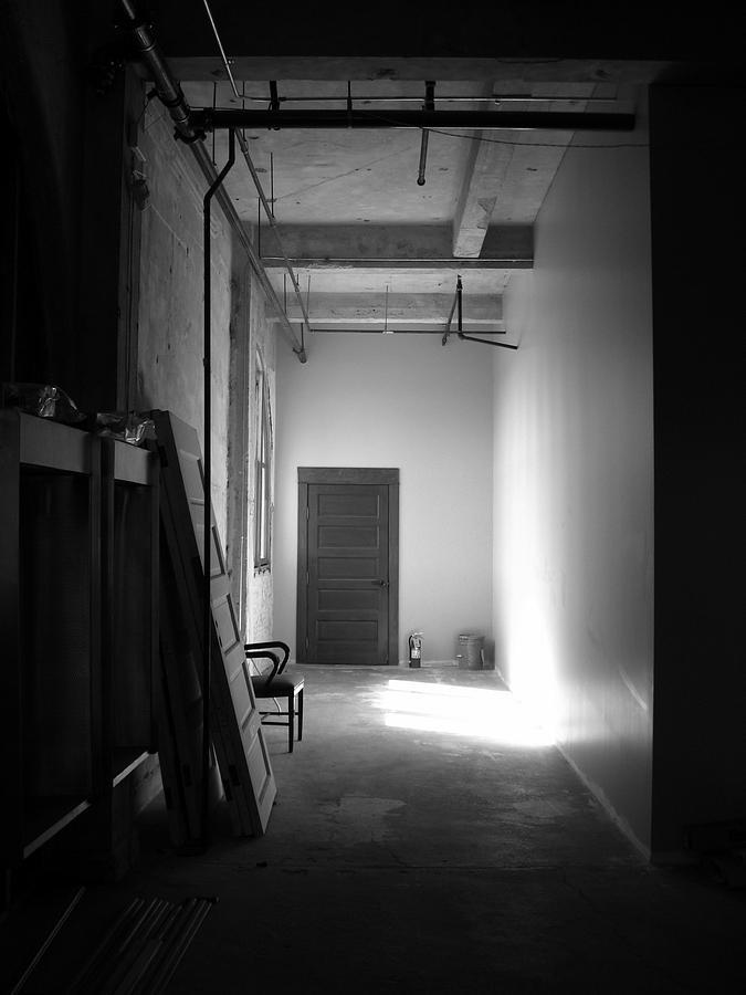Door Way Photograph - Windows And Doors by Ashley Cauvel