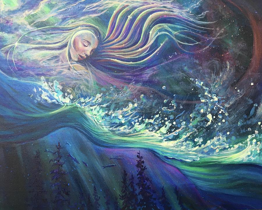 Winds Of Change Painting - Winds Of Change by Zale