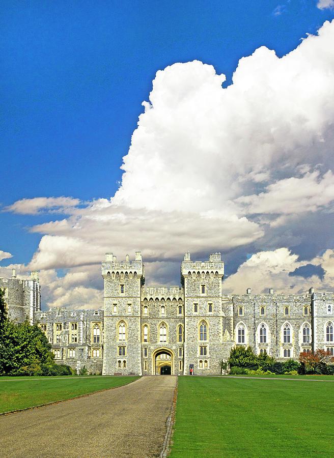 Windsor Photograph - Windsor Castle by Buddy Mays