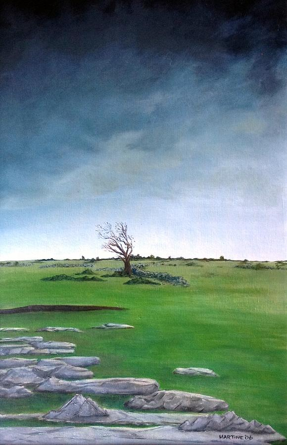 Windswept West Painting