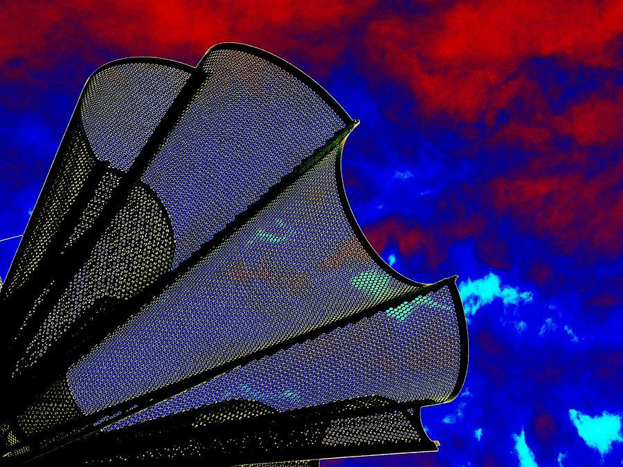 Windy Photograph - Windy 3 by Tim Allen