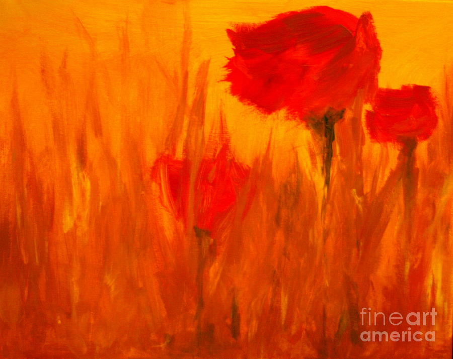 Windy Red by Julie Lueders