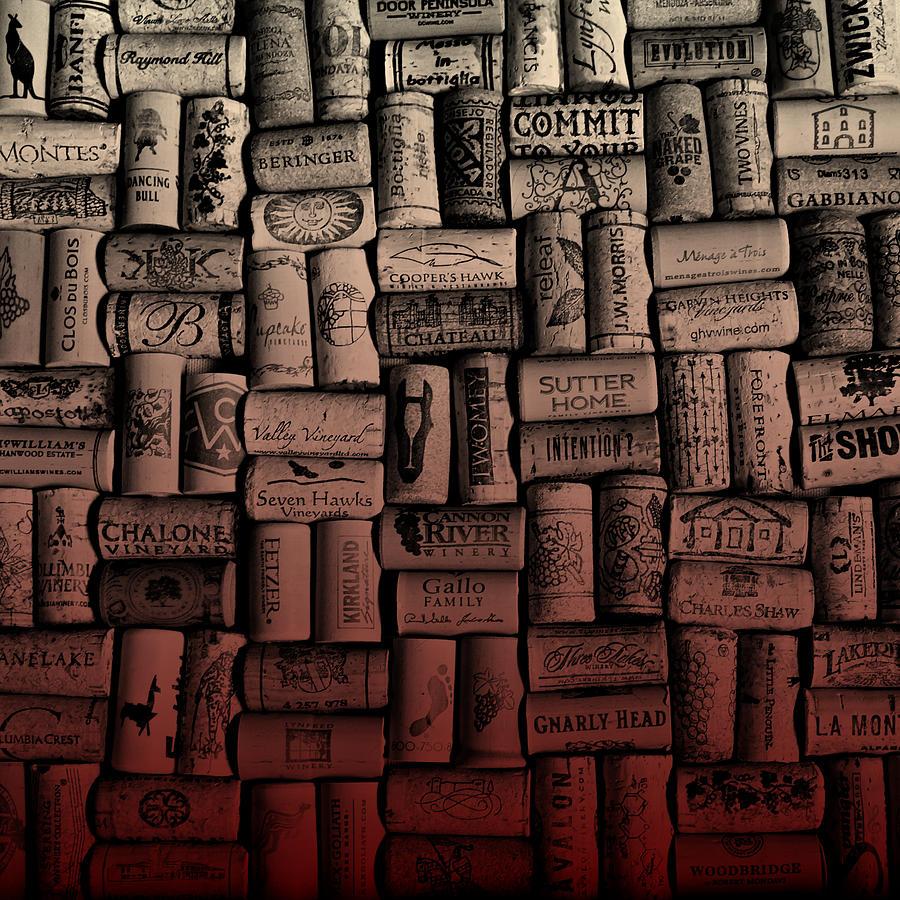 Wine Corks by Treble Stigen