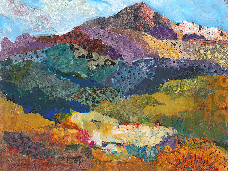 Landscape Painting - Wine Country Weekend by Shelli Walters
