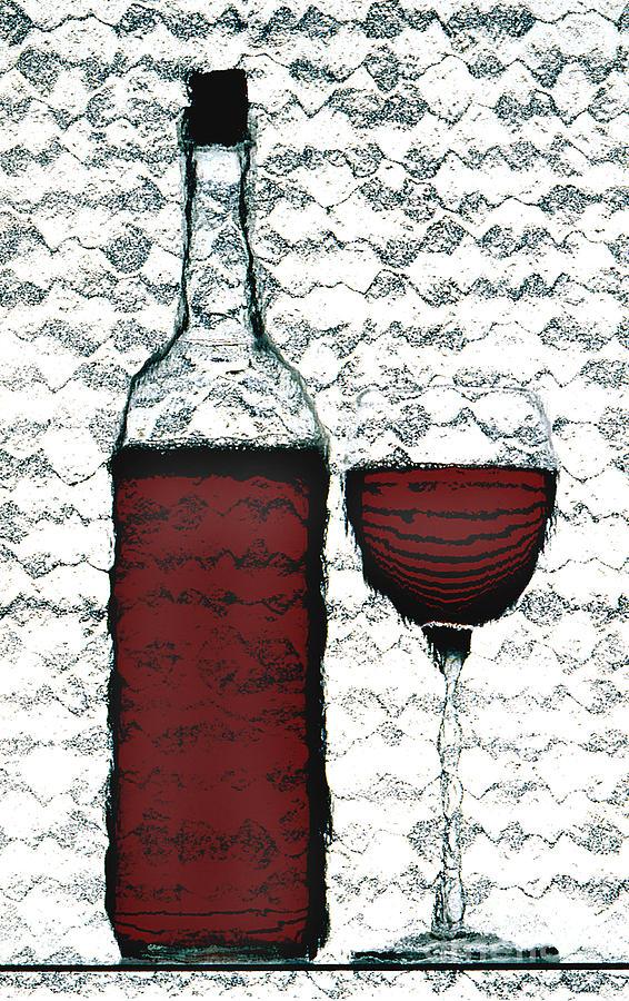 Wine Glass 2 by Rich Killion