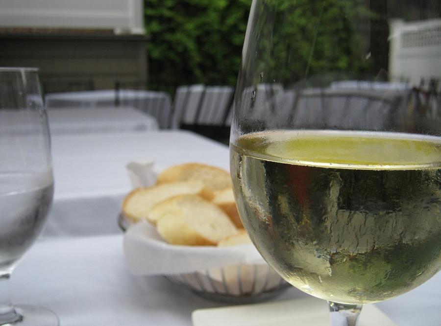 Wine Photograph - Wine In Boston by Joe Fellini