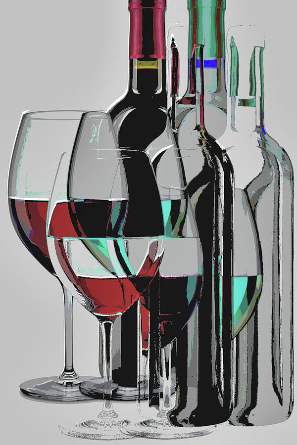 Wine Not Celebrate? by Mary Clanahan
