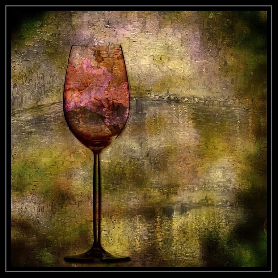 Wine by Phyllis Meinke