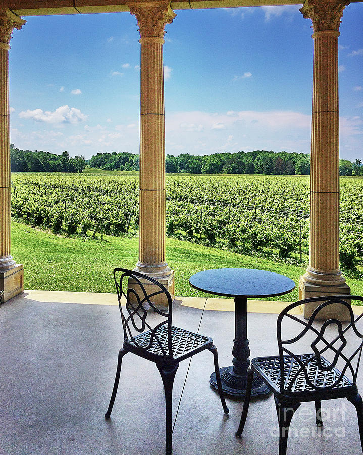 Winery for Two by Steve Ondrus