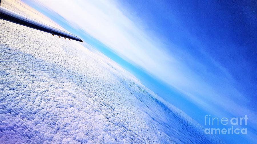 Winged Sky by Brianna Kelly