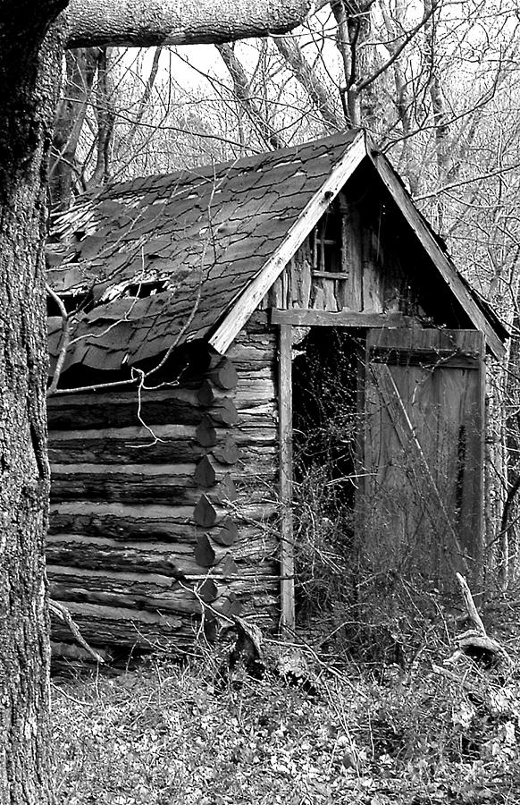 Winslowouthouse Photograph by Curtis J Neeley Jr