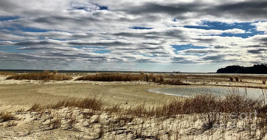 Winter Bay by Waverley Manson