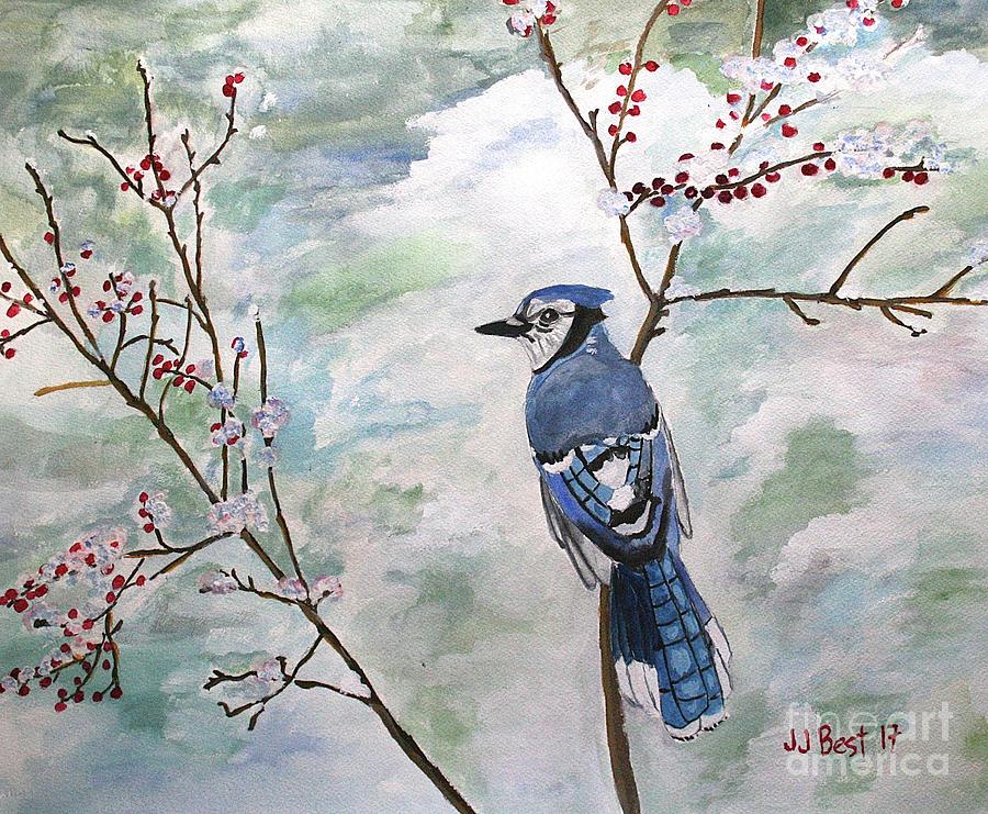 Winter berries by Janice Best