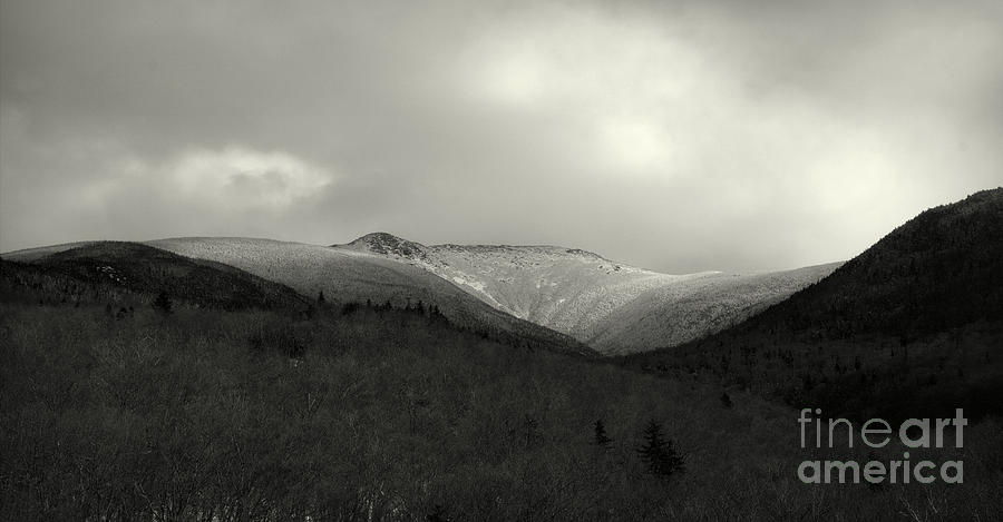 Mountains Photograph - Winter Blanket by Diana Nault