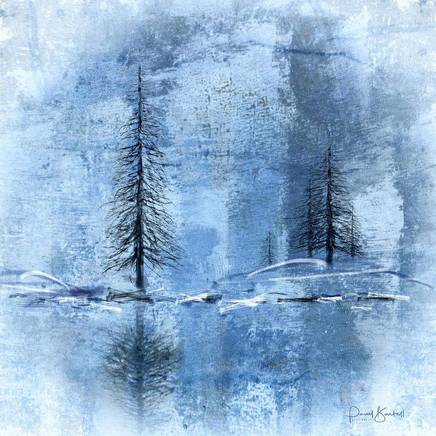 Winter Blue by Paul Bartell
