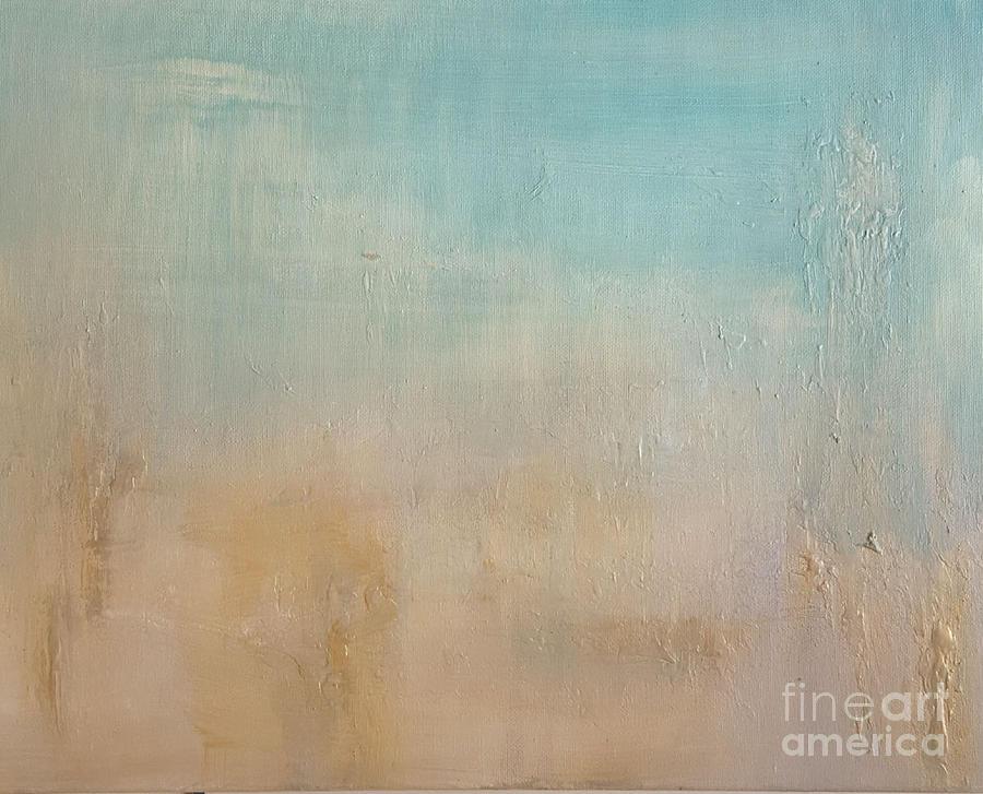 Original Art Painting - Winter Fresh by KR Moehr