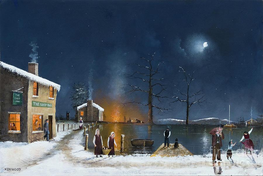 Winter Fuel by Ken Wood