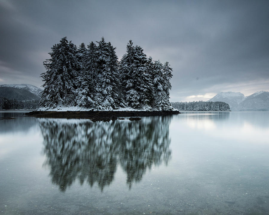 Winter in Hoonah by Ian Johnson