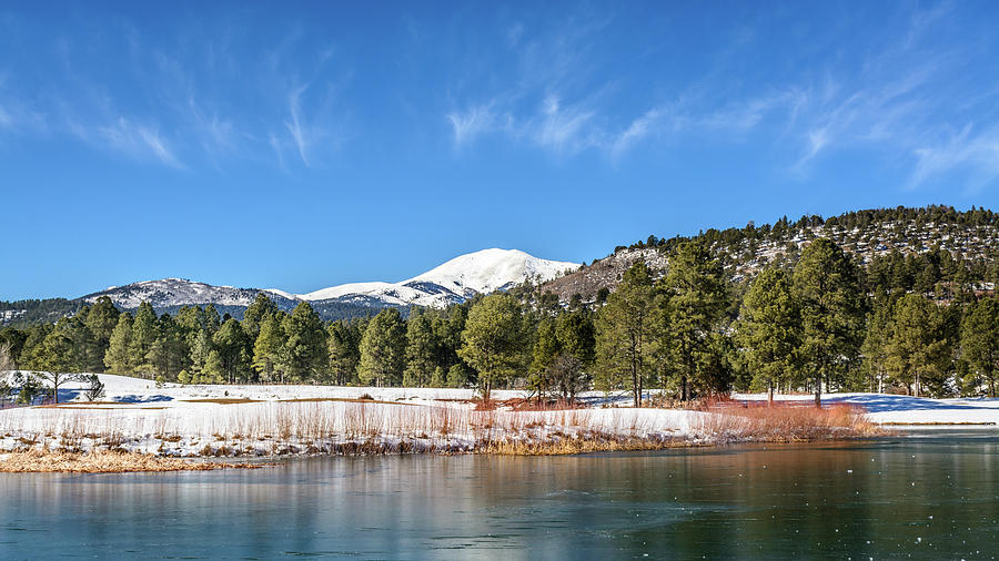 Winter in Ruidoso by Racheal Christian