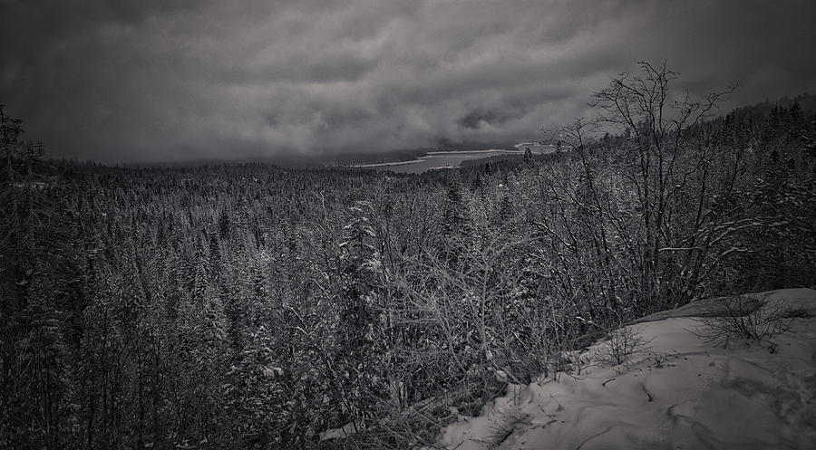 Winter Photograph - Winter Is Coming by Ryan Smith