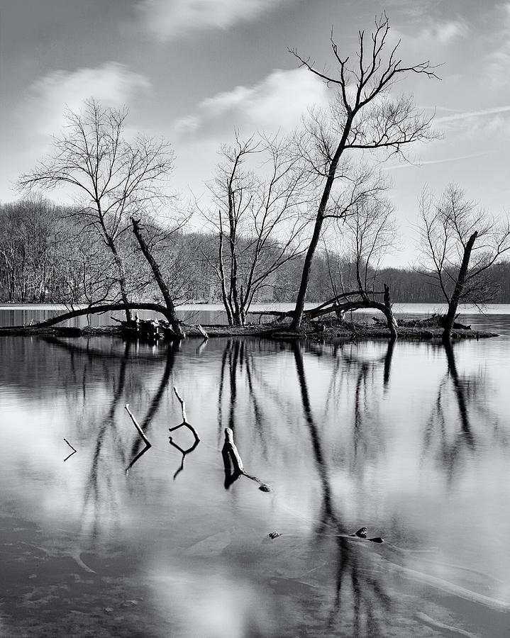 Winter Island Photograph