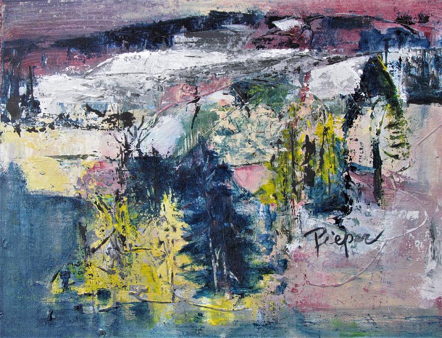 Winter Landscape by Betty Pieper