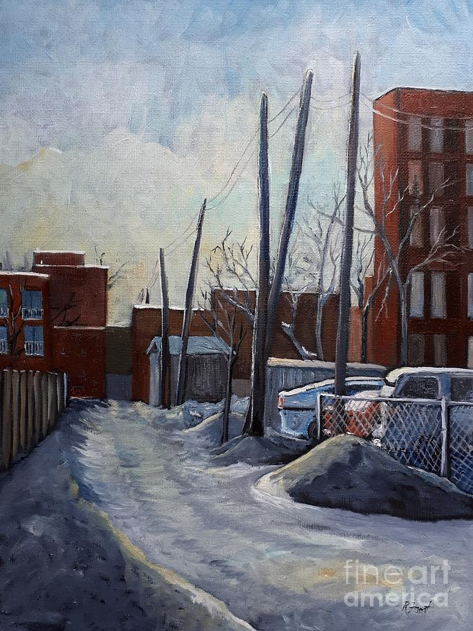 Winter Lane by Reb Frost