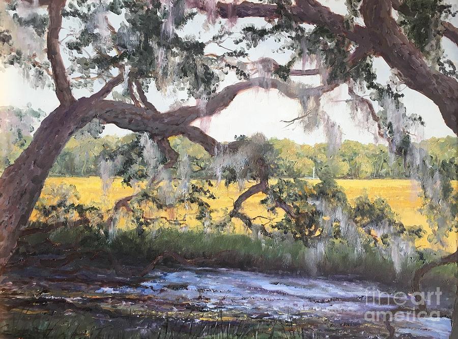 Winter Marsh by Keith Wilkie