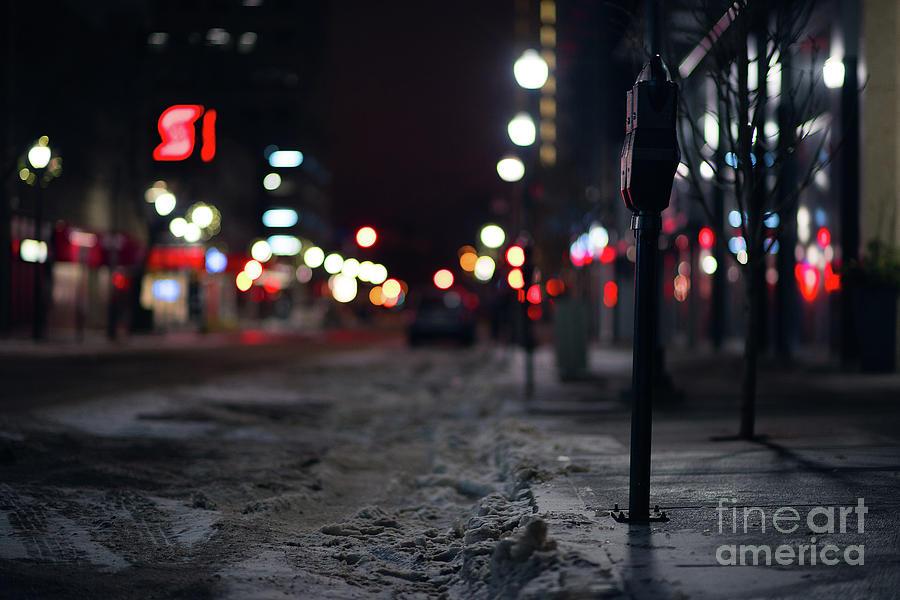 Canada Photograph - Winter Nights by Ian McGregor