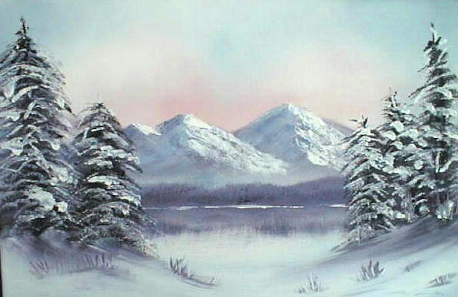Winter - O18 by Roger Cummiskey