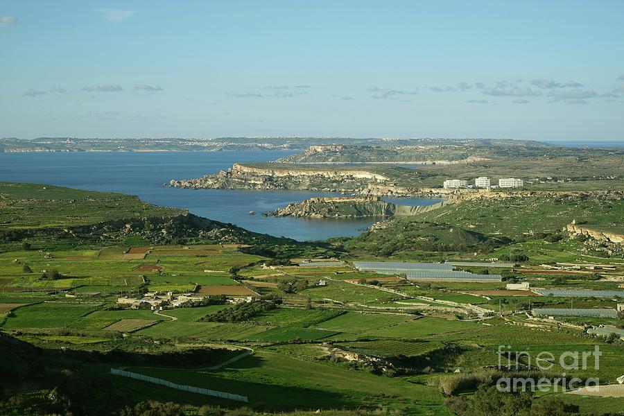 Winter Of Malta Photograph