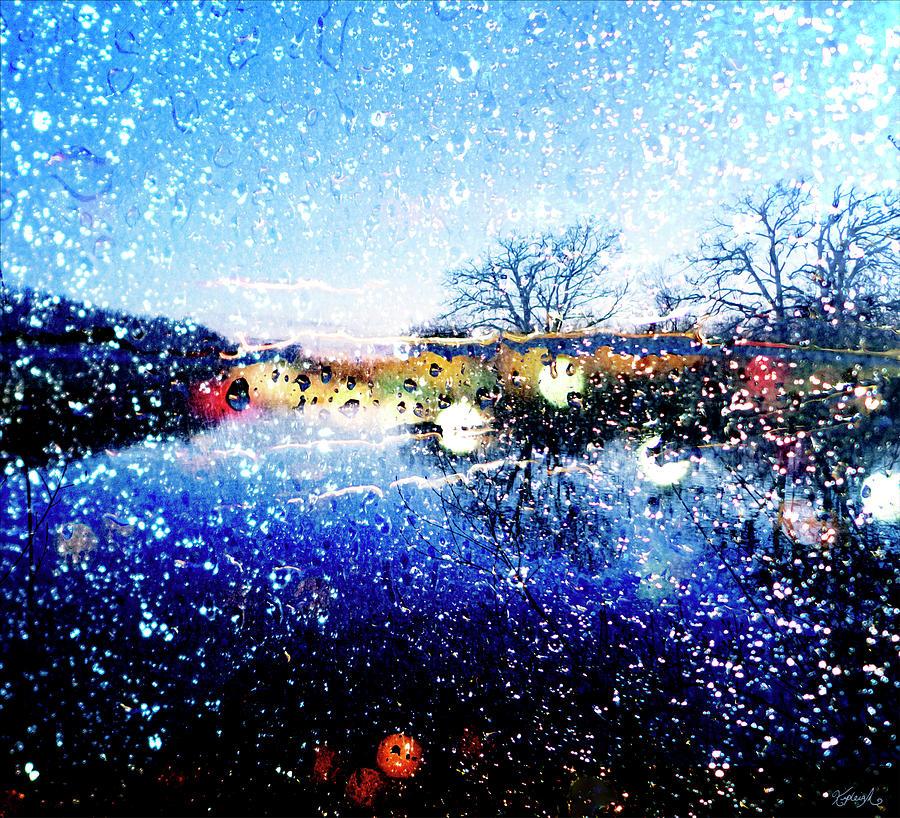 WINTER RAIN by Kipleigh Brown