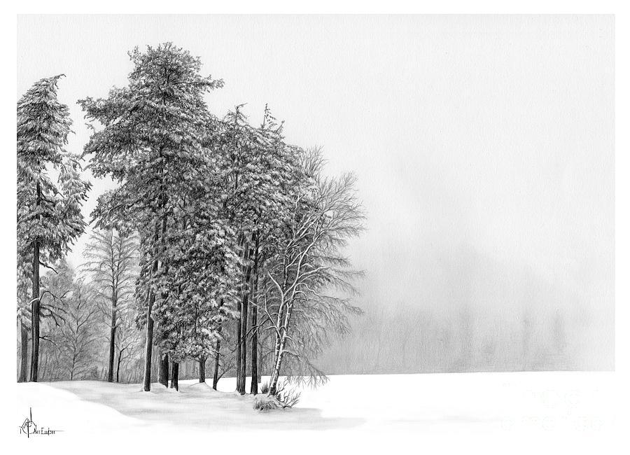 Winter Scene by Murphy Elliott