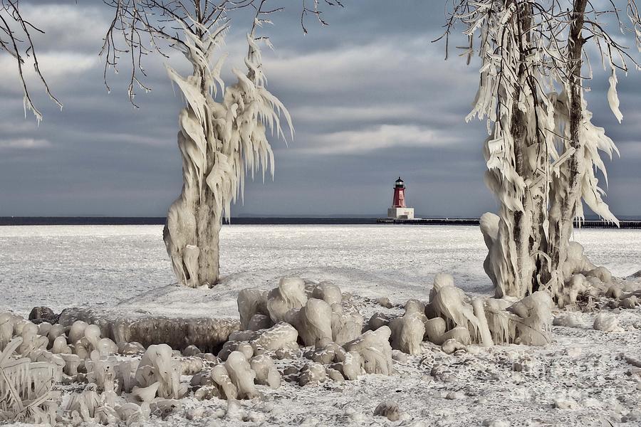 Winter Storm Ashley 2015 by Ms Judi