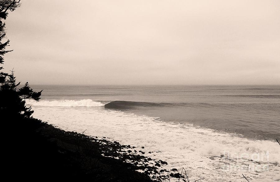 Winter waves. by Julian Wicksteed