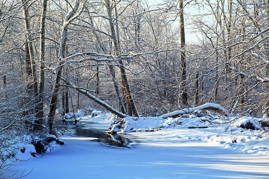 Winters edge by Robert Och