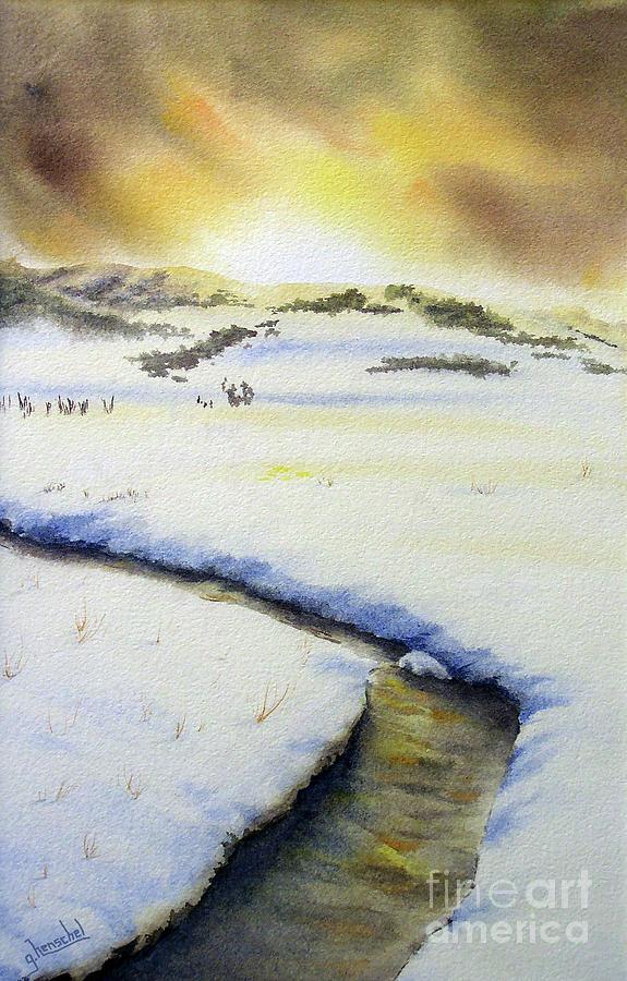 Winter's Light by Glenyse Henschel