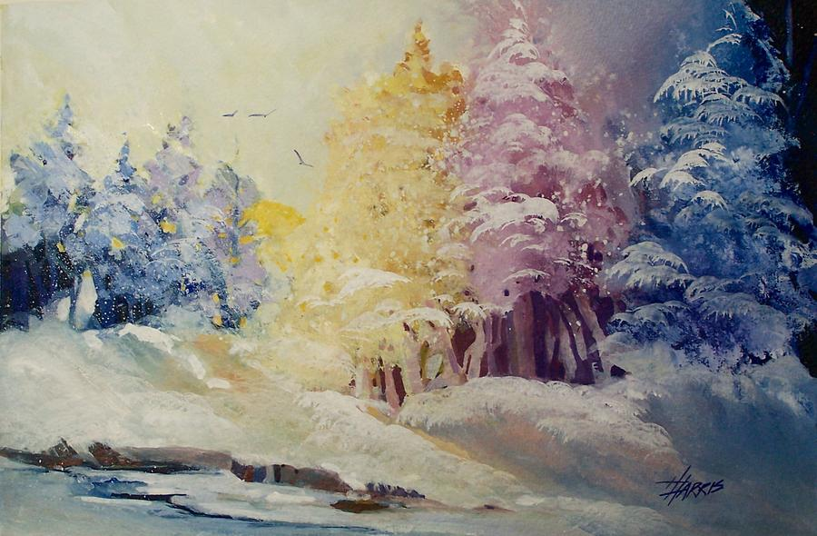 Winter's Pride by Helen Harris