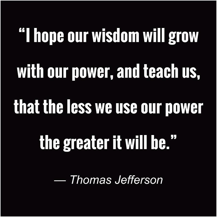 Wisdom Will Grow Digital Art