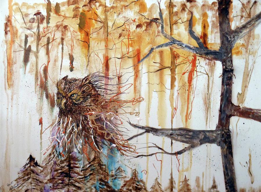 Wise Guardian of the Forest by Pam Halliburton
