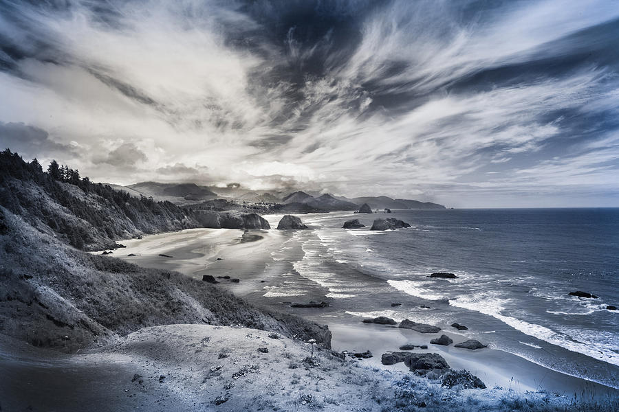 Wisps and Waves by David Brookwell