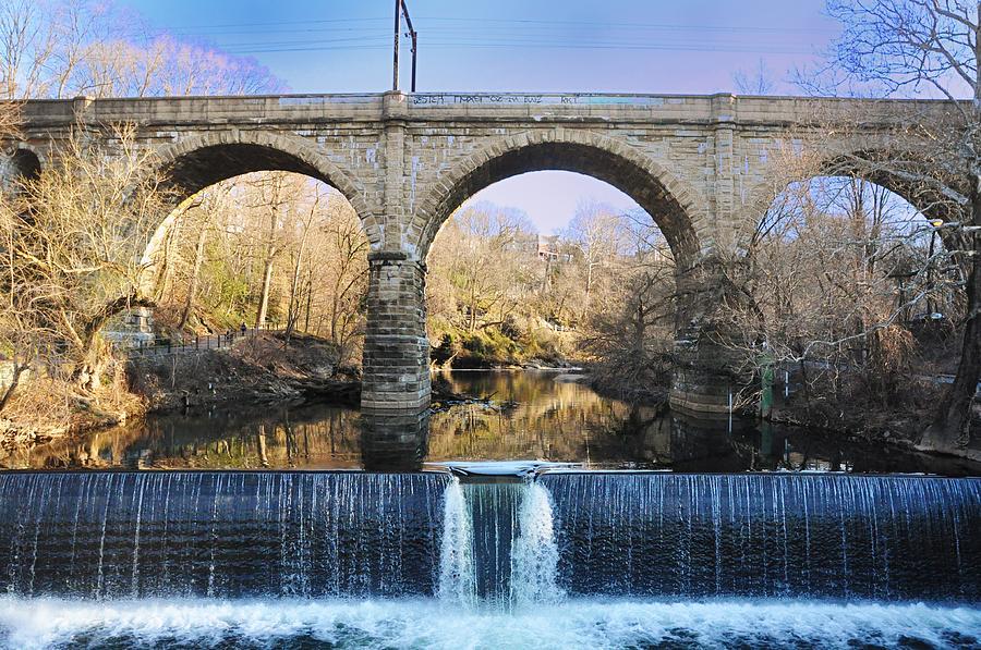 Wissahickon Photograph - Wissahickon Viaduct by Bill Cannon