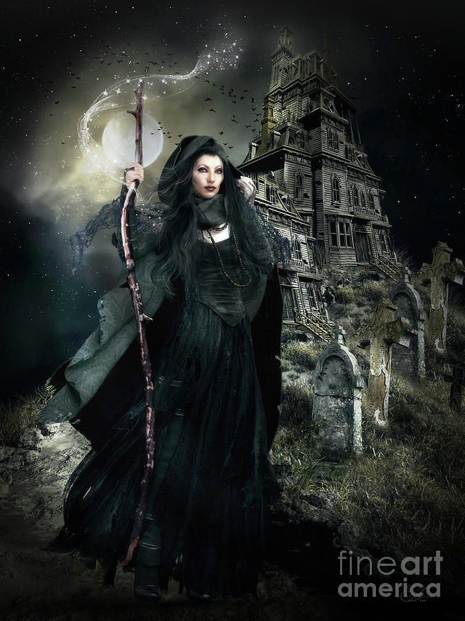 Witch Hunt by Shanina Conway