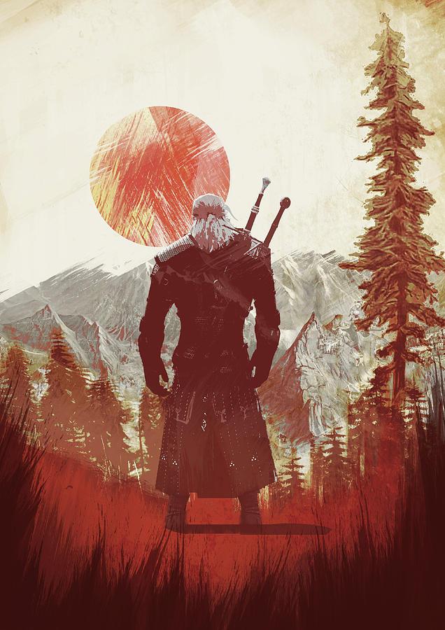 Witcher 3 by IamLoudness Studio